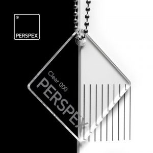 Clear Perspex
