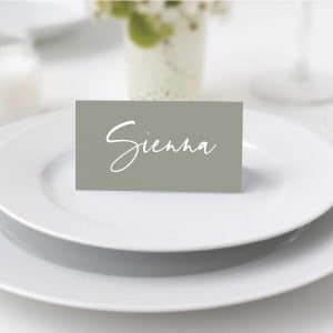 Sienna Place Cards