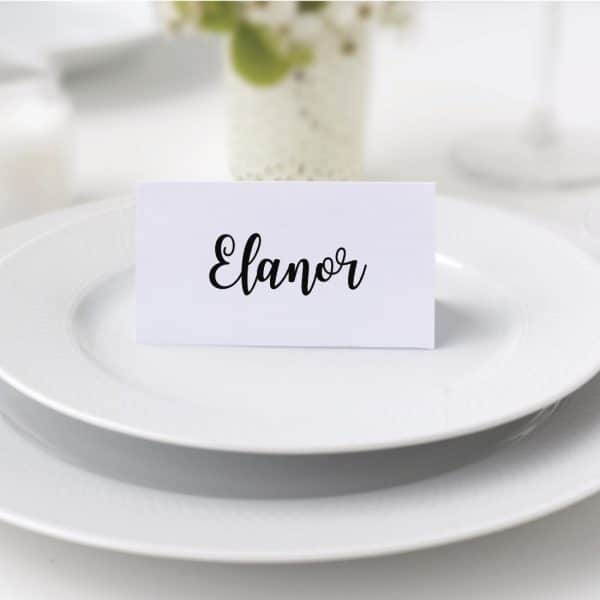 Elanor Place Cards